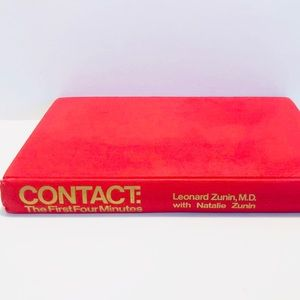 VTG CONTACT: THE FIRST FOUR MINUTES By L.  Zunin